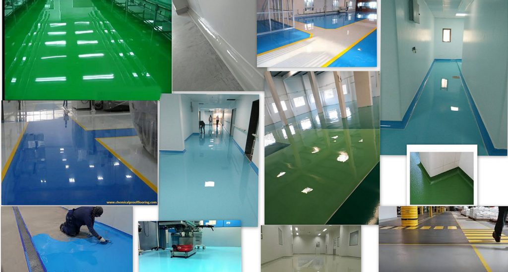 Epoxy Flooring and Coving